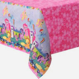 My Little Pony Friendship Magic party table cover