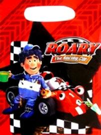 Roary the Racing Car birthday party loot bags pk 6