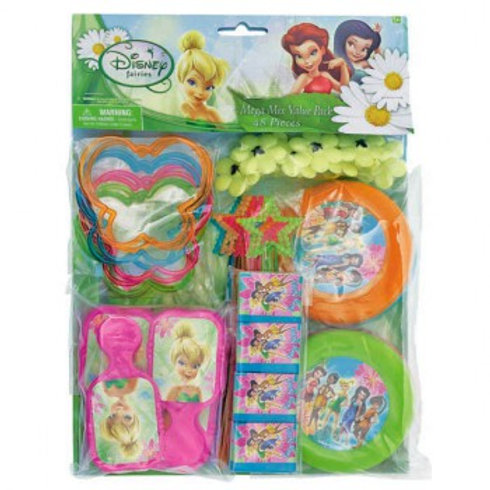 Disney Fairies Tinkerbell party favors pack 48