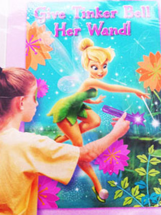 Disney Fairies Tinkerbell party game 2 - 8 players