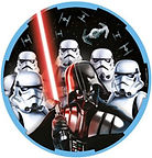 Star Wars party supplies | Star Wars Classic party plates