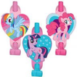 My Little Pony Friendship Magic party blowouts 8