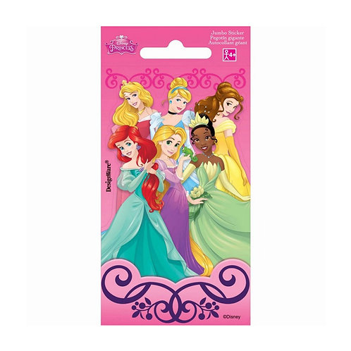 Disney Princess party stickers jumbo