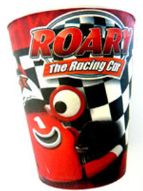 Roary party cups pk 6 - Racing car party theme