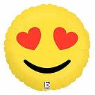 Emoji party supplies | Emoji party foil balloon