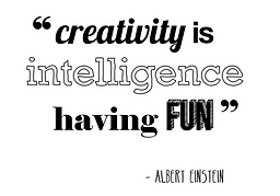 creativity is intelligence having fun.pn