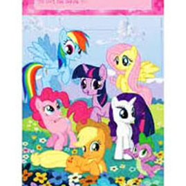 My Little Pony Friendship Magic party loot bags 8
