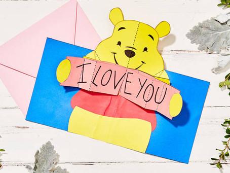 Winnie the Pooh Valentines Day