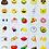 Emoji stickers | emoticons | party games