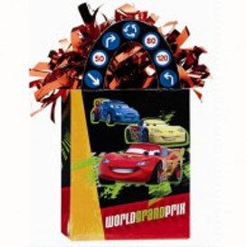 Disney Cars balloon weight mini tote bag