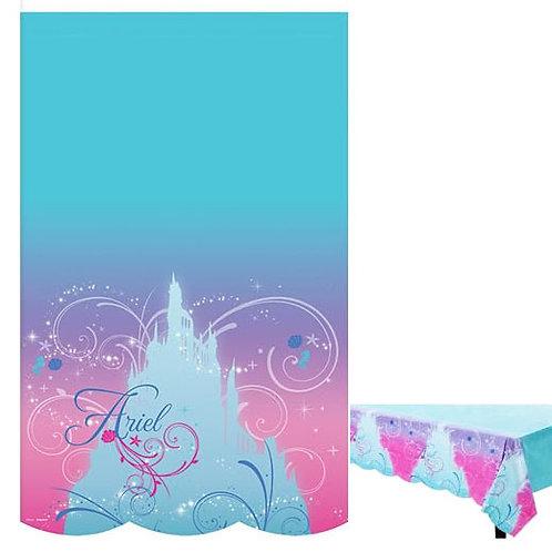 Disney Ariel Little Mermaid plastic tablecover