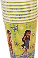 Disney Fairies Party Cups pk 8 - Rescue