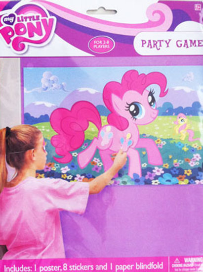 My Little Pony Friendship party game 8 players