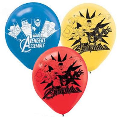 Avengers party balloons | superhero party balloons | kids party balloons | 24-7 Party Paks