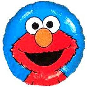 Elmo foil balloon ROUND