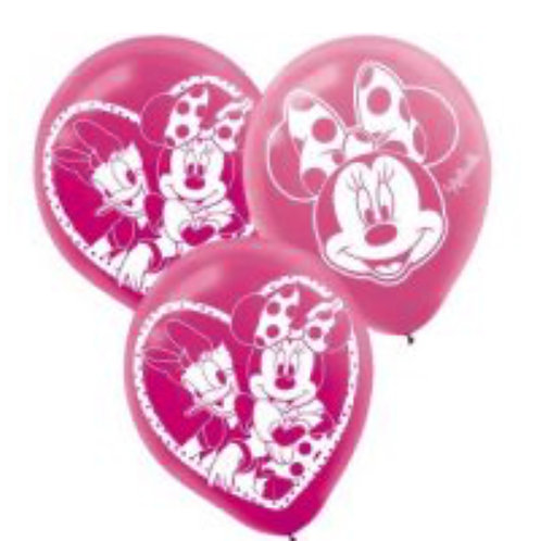 Minnie Mouse party balloons | Minnie Mouse party decorations | Minnie Mouse party supplies South Australia | 24-7 Party Paks