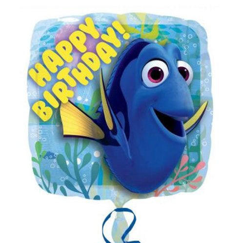 Finding Dory party balloon shape | Dory Balloon | Dory party supplies Australia | 24-7 Party Paks