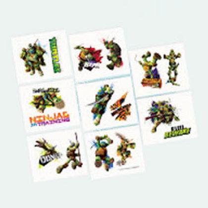 Teenage Mutant Ninja Turtle tattoos party favor 16