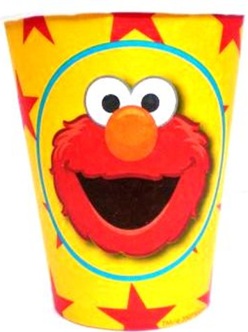 Elmo party cups pk 6