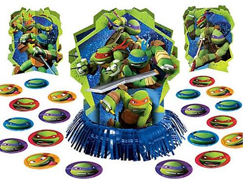 Teenage Mutant Ninja Turtle Table decorating kit