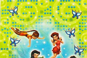 Disney Fairies Rescue Loot bags pk 8
