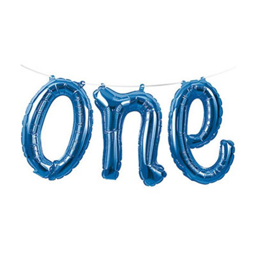 number one balloons | 1st birthday balloons | one balloon letters | party decoration | 24-7 Party Paks