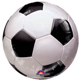 soccer ball foil balloon | Soccer party balloons | football party balloons
