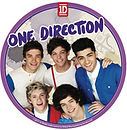 One Direction party Supplies | 1 D party plates, party cups, party napkins and party loot bags. One Direction party balloons and birthday banners