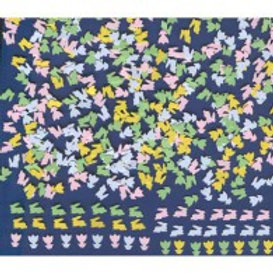 Easter bunny Easter chick table scatters 25 grams