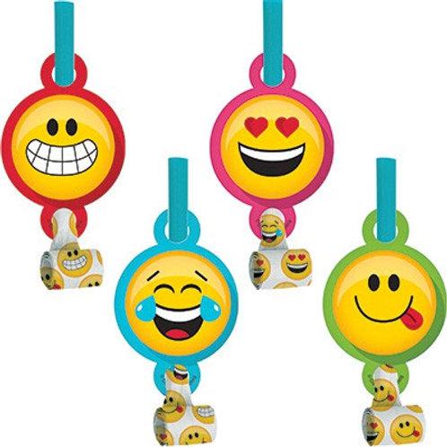 Emoji party blowouts | Emoji party favors | Emoji party | 24-7 Party Paks