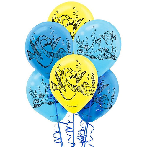Dory Balloons | Nemo Balloons | Nemo Party | Finding Dory Party Supplies | 24-7 Party Paks Australia