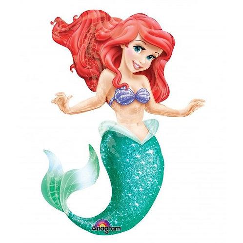 Disney Ariel Little Mermaid Air Walker 134 cm