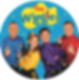 The Wiggles party supplies| Wiggles birthday party plates
