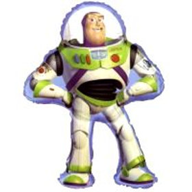 Toy Story Buzz Lightyear foil balloon 61cm x 89cm
