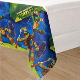 1 Teenage Mutant Ninja Turtle paper table cover