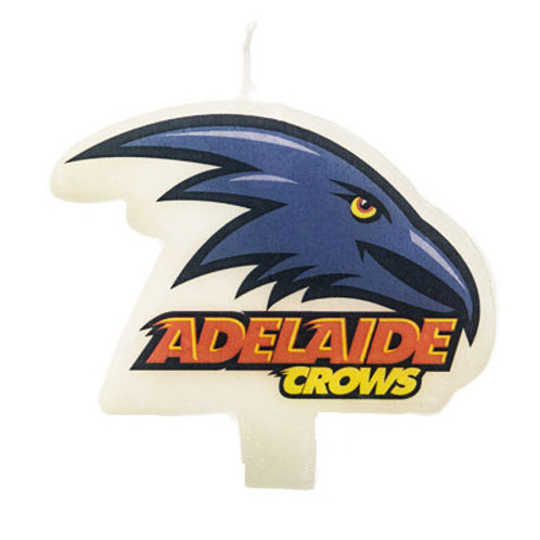 Adelaide Crows birthday candle | Adelaide football team candle | birthday candles adelaide