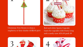 CHRISTMAS PARTYMUST HAVES