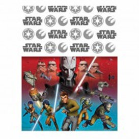 Star Wars Rebels party tablecover 137 x 243