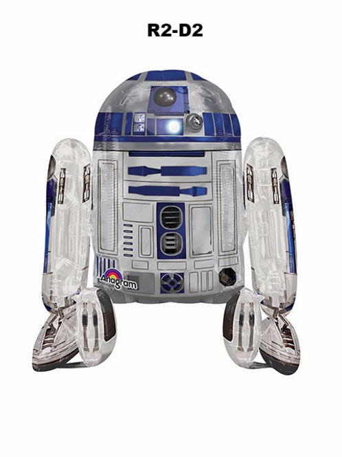 Star Wars balloon | R2D2 character balloon | Star Wars party balloons | 24-7 Party Paks