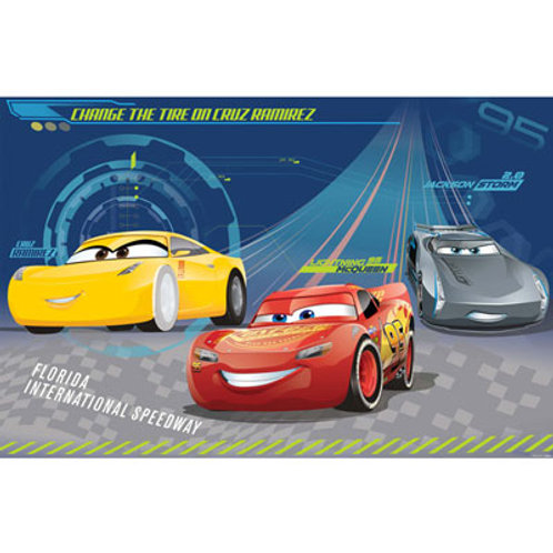 Disney Cars 3 party game | kids party games | Disney Cars party | Cars party theme | 24-7 Party Paks