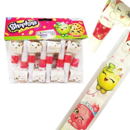 Shopkins party blowouts pack 8 party toys