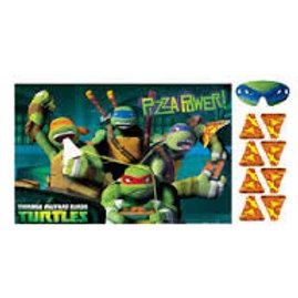 Teenage Mutant Ninja Turtle party game 8 players