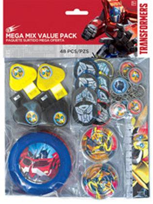 Transformers mini party toys party favors 48 pieces