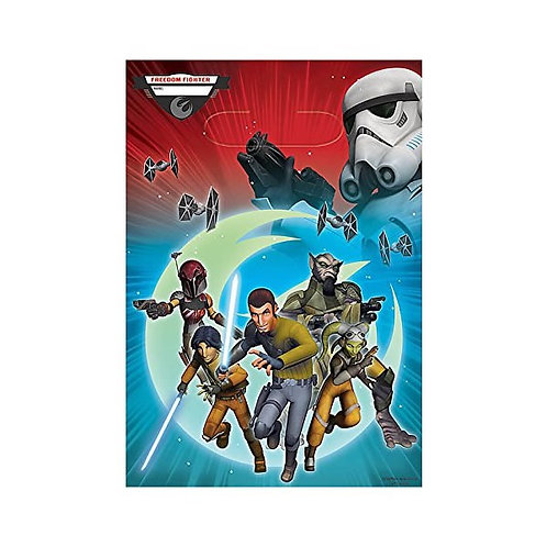 Star Wars Rebel party loot bags pack 8