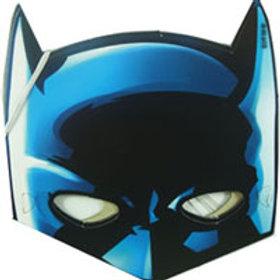 Batman Party Masks pk 8 - boys party costume mask