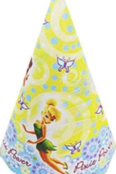 Disney Fairies Rescue party Hats pack 8