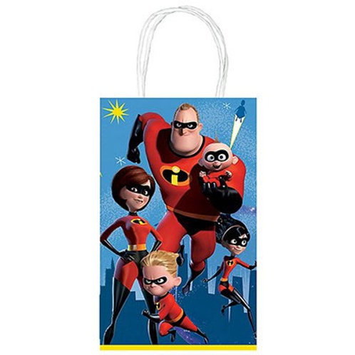 Incredibles 2 party loot bags | incredibles gift bags | kids party bags | 24-7 Party Paks