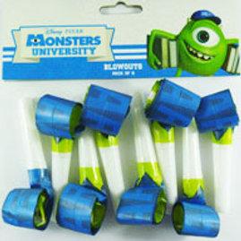 Monsters University party blowouts pk 8
