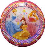 Disney Princess party supplies | Disney Princess party plates