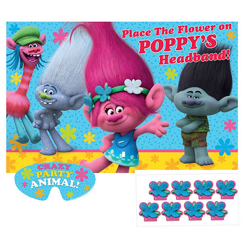 Trolls birthday party games | party game ideas | 24-7 Party Paks